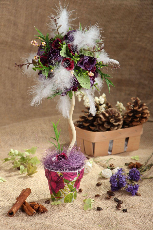 Homemade topiary Lilac photo 4