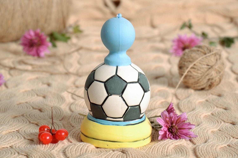 Ceramic interior bell photo 1