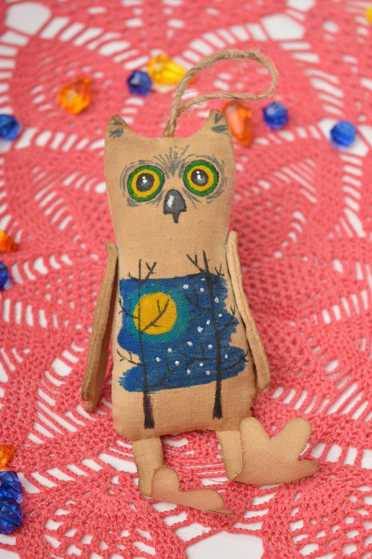 Spielzeuge Deko Zum Aufhängen Handmade Eule Kuscheltier Kinderzimmer Ideen  Wand Deko   MADEheart.com