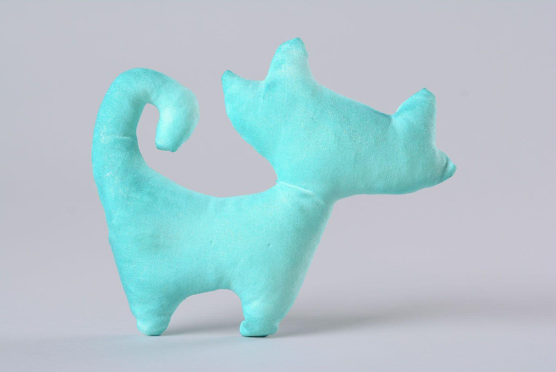Textile toy Cat photo 3