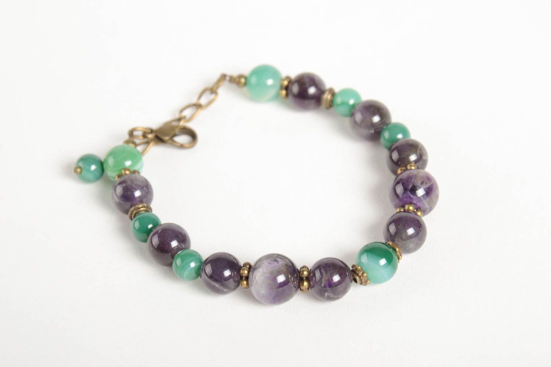 MADEHEART > Stylish handmade stone bracelet designs ...