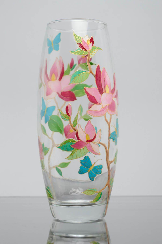 Роспись вазы картинки