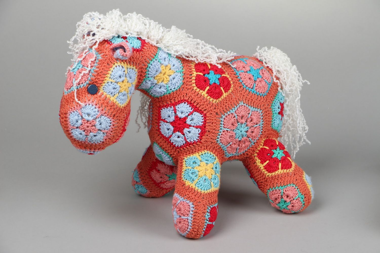 Crochet Horse photo 1