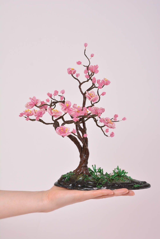 Unusual handmade beaded tree the topiary table decor ideas decorative use only photo 4