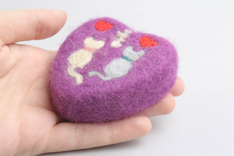 Body soap scrubber In love cats photo 2