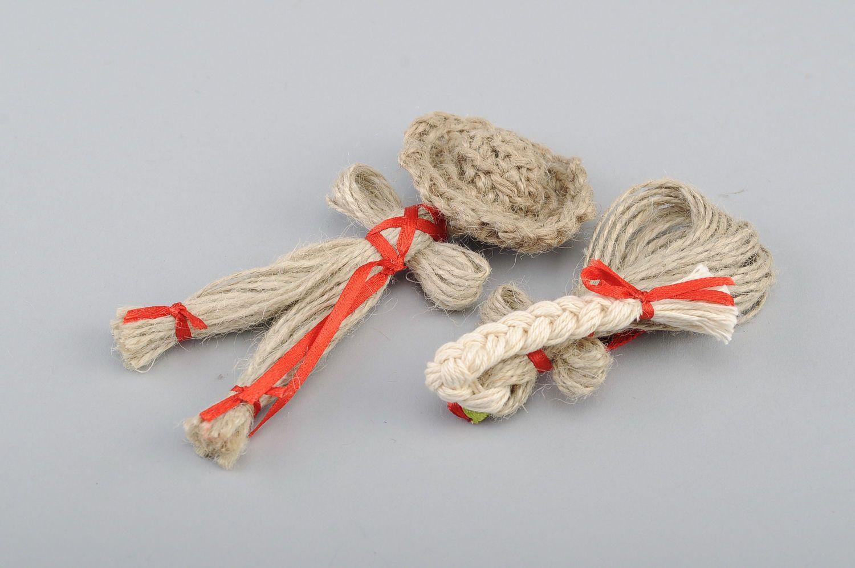 Handmade folk dolls photo 2