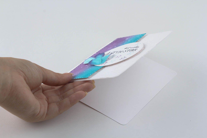 Scrapbooking greeting card  photo 4