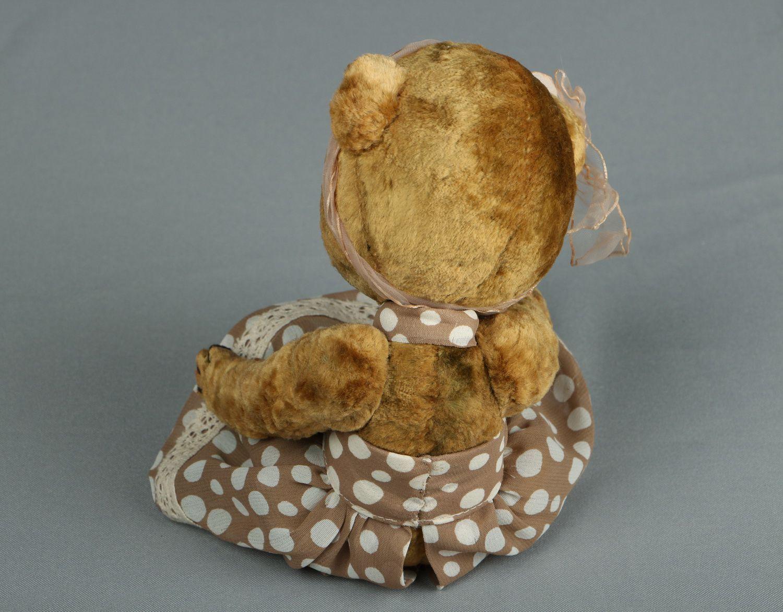 teddy bears Plush bear made using Teddy technique - MADEheart.com