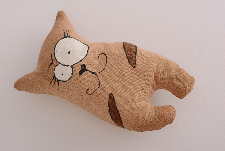 Soft toy with vanilla Cat photo 4