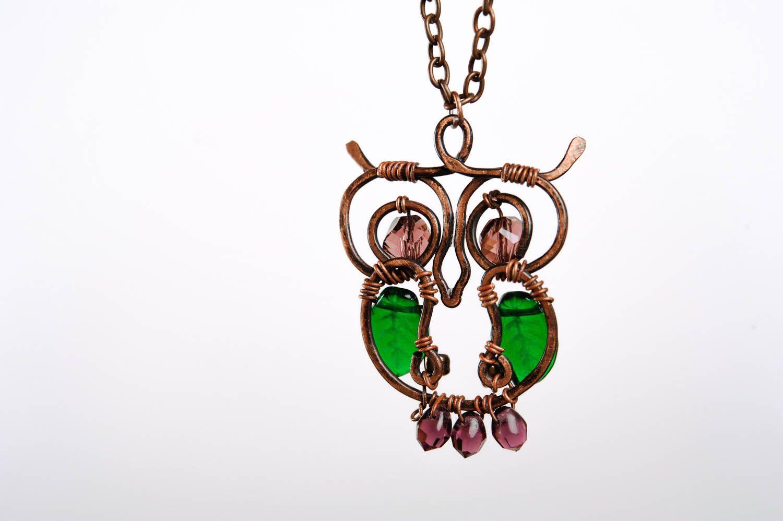 Pendant Owl photo 1