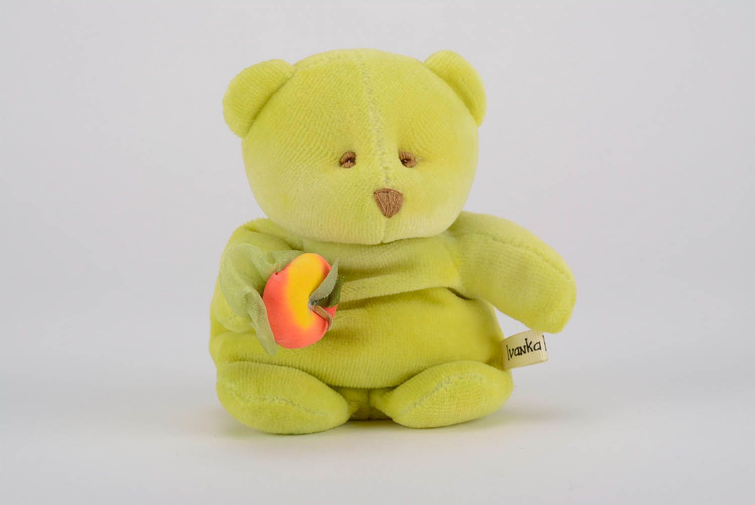 Flavored soft toy Antistress photo 5