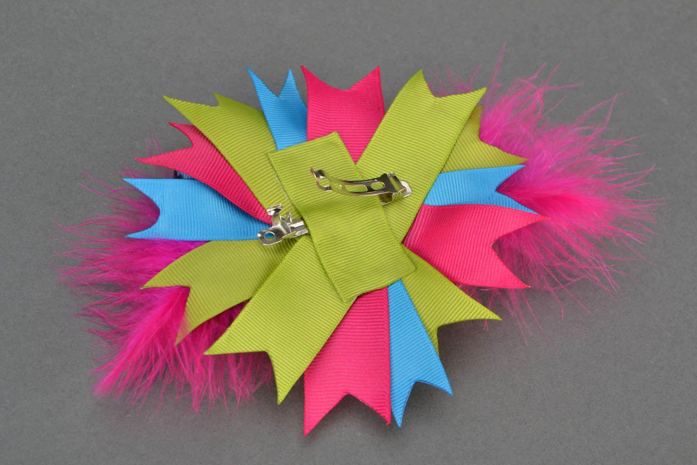 Children's hair clip photo 4
