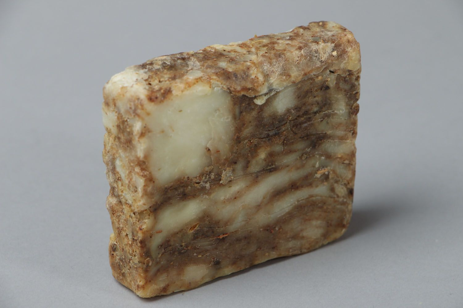 Herbal soap with essential oils photo 1