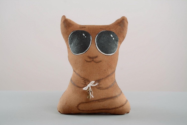 Soft toy Cat photo 3