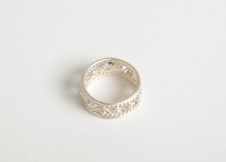 7297289fa66b anillos Anillo de plata para mujer de moda bisutería artesanal elegante  regalo original - MADEheart.