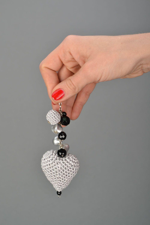 Crocheted keychain photo 2