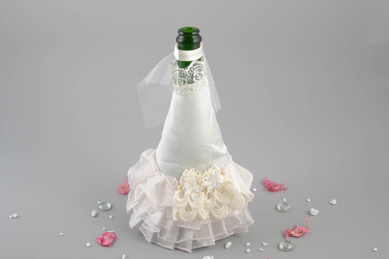 Champagne Bottle Decoration Madeheart Handmade Decorative Wedding Champagne Bottle Cover