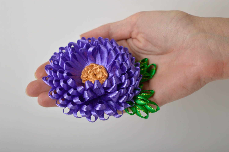 Handgefertigt Schmuck Brosche Geschenk für Frauen Designer Schmuck Blume foto 5