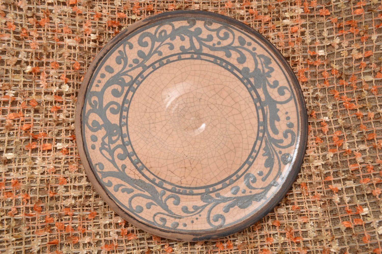 Madeheart plato de cer mica artesanal utensilio de cocina menaje del hogar ornamentos - Vajilla ceramica artesanal ...