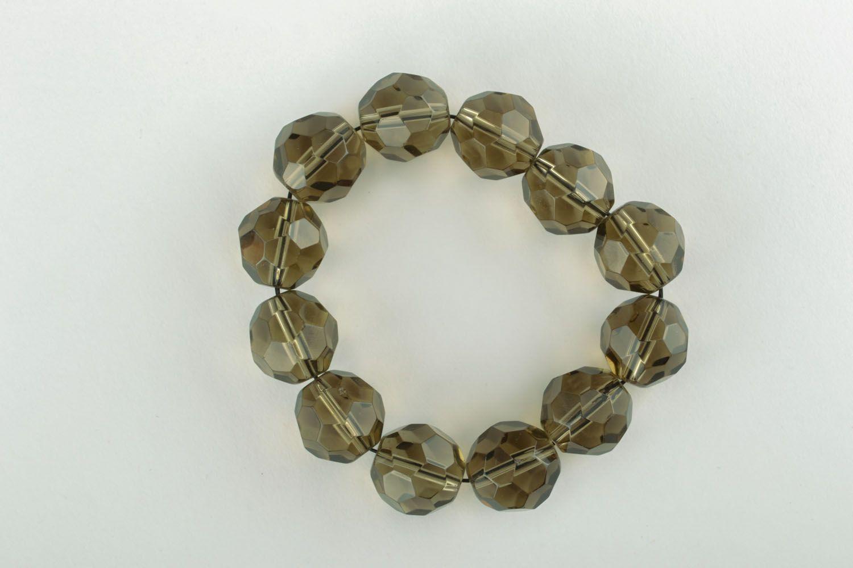 Czech glass bracelet photo 2