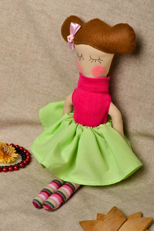 Куклы игрушки из ткани