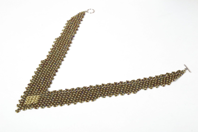 Handmade necklace photo 3