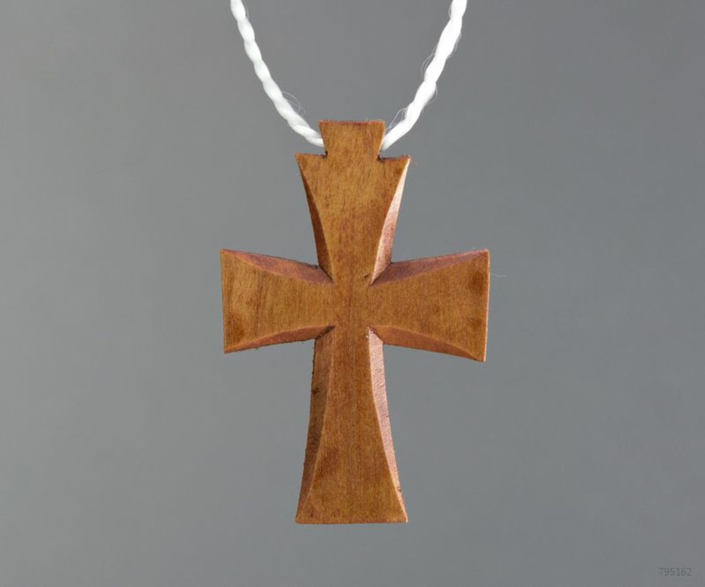 это как сделать деревянный крестик фото своё