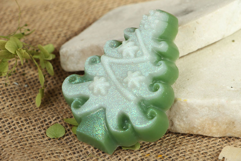 Handmade soap Fir Tree photo 4
