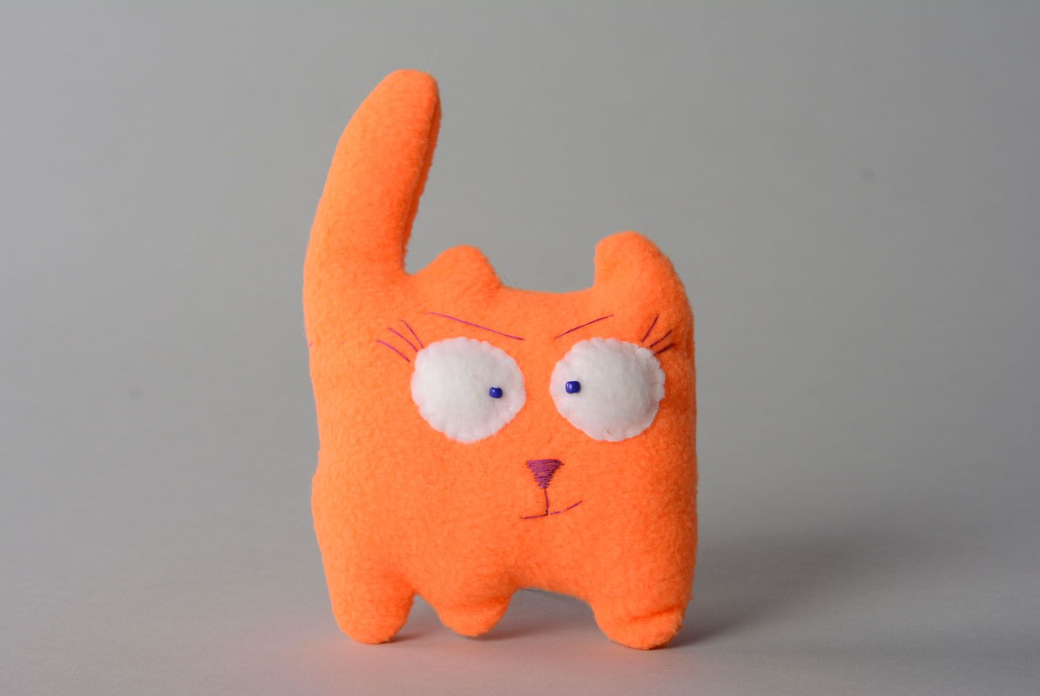 Soft toy with mint aroma Cat photo 1