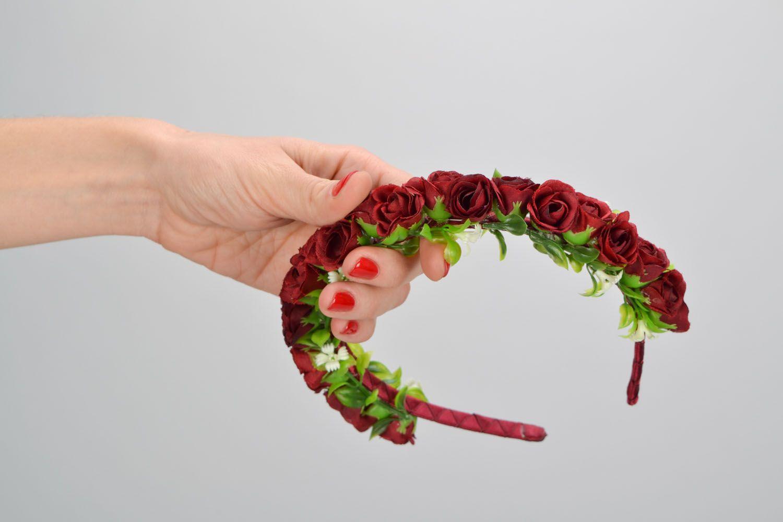 Head wreath Vinous photo 2