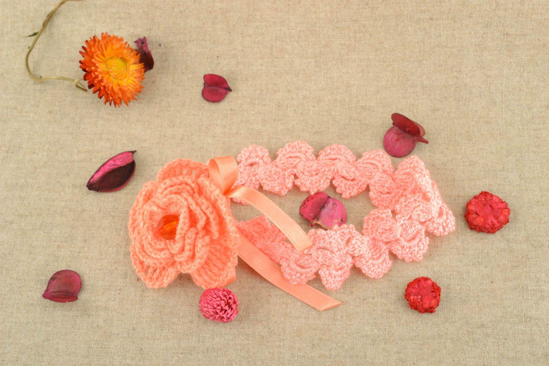 Stylish headband for baby photo 5