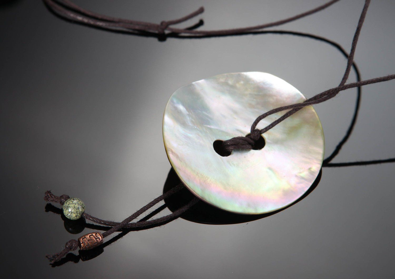 choker Necklace, choker with pearl - MADEheart.com