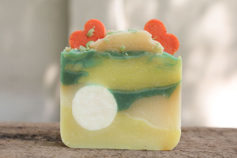 Soap with lemon photo 2