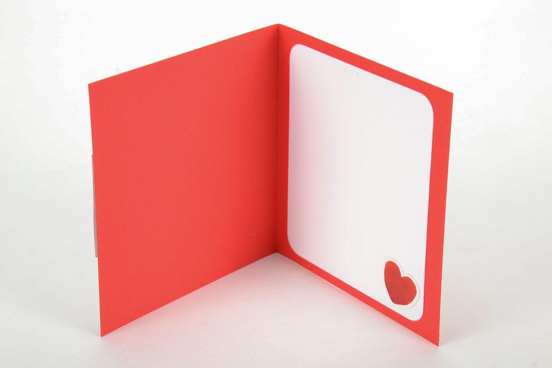 Valentine's Day greeting card photo 3