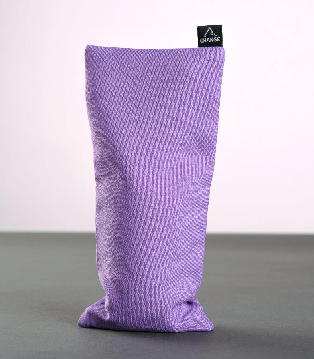 Yoga eye pillow with quartz sand photo 4
