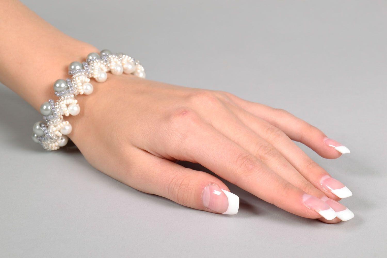 Homemade beaded bracelet photo 5