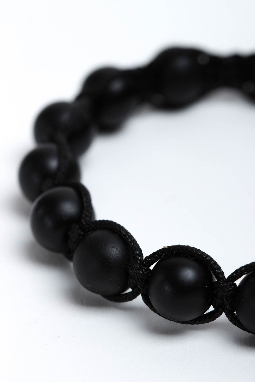 Beaded bracelet woven bracelet for men fashion jewelry present for friend photo 3