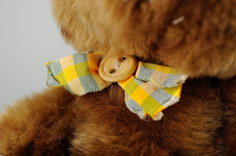 Soft toy Bear Venya photo 5