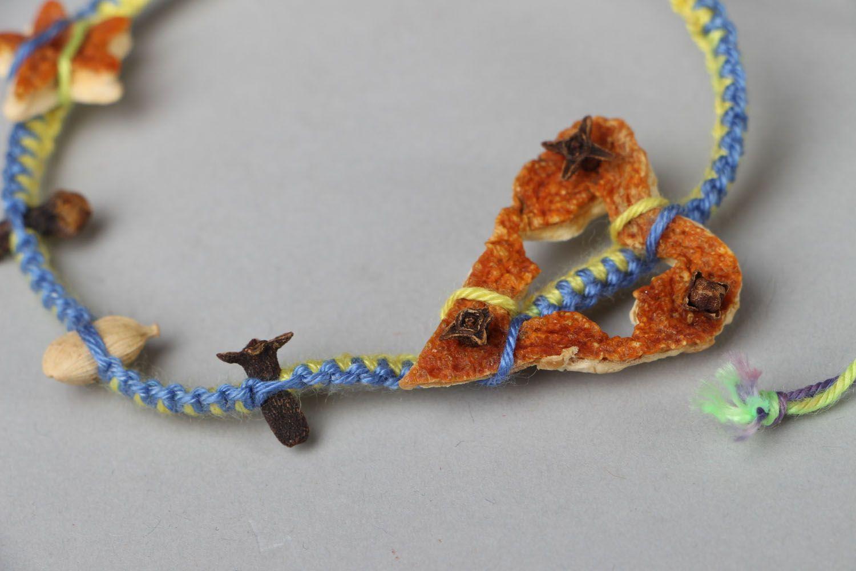 Thread bracelet Aroma photo 3