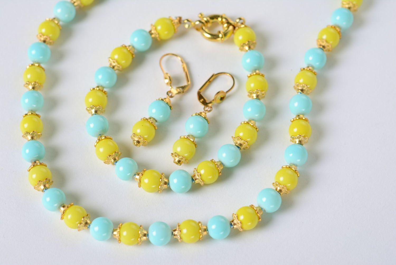 Set of jewelry photo 3