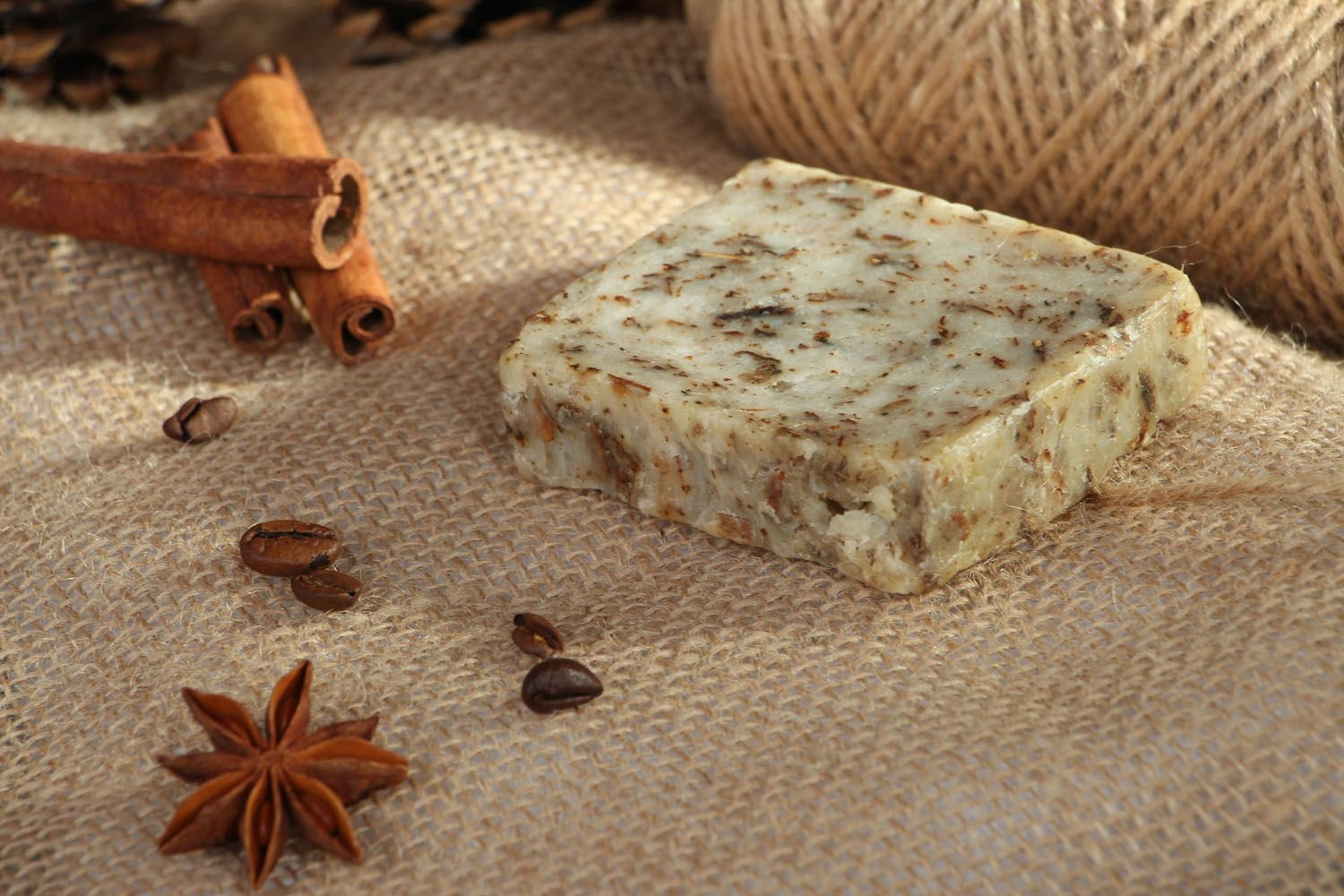 Herbal soap for problem skin photo 5