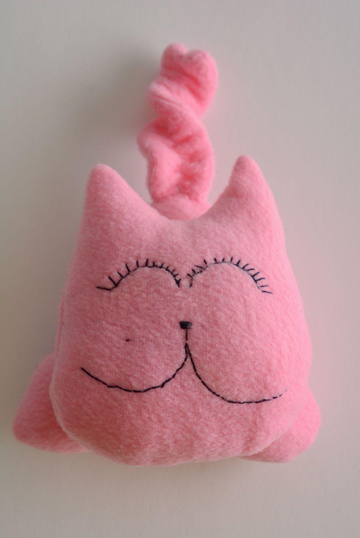 Handmade toy Kitten photo 1