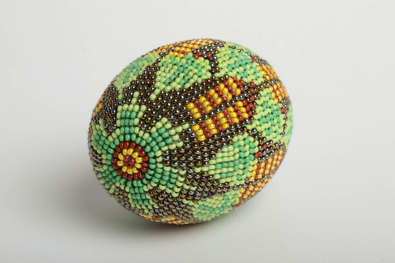 Картинки плетения пасхальных яиц бисером