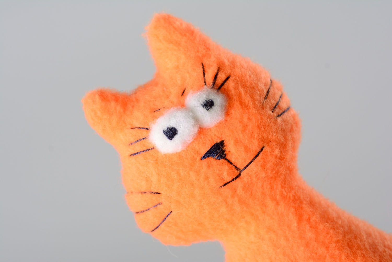 Flavored soft toy Orange Cat photo 2