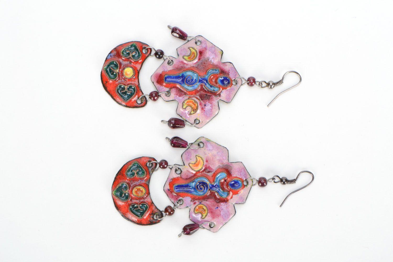 Earrings Bereginya photo 2