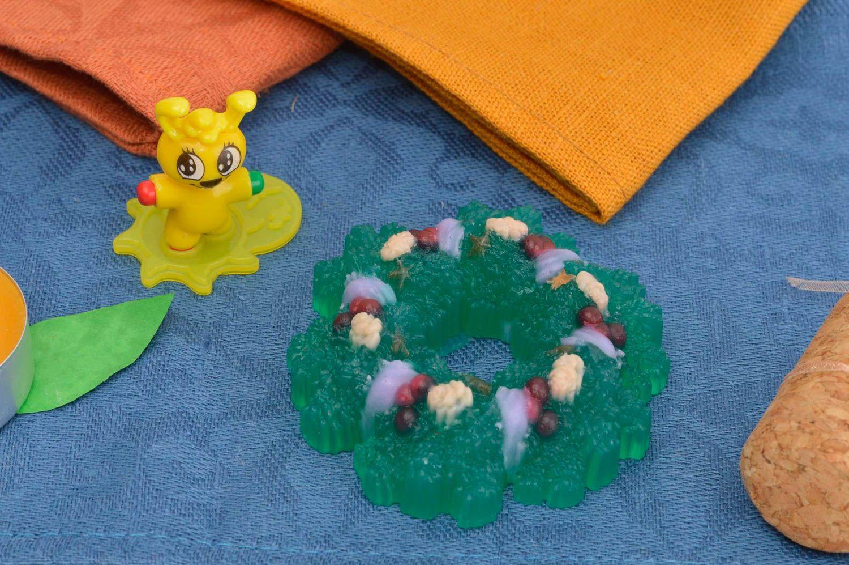 Handmade decorative soap aroma soap home decor natural cosmetics natural soap photo 1