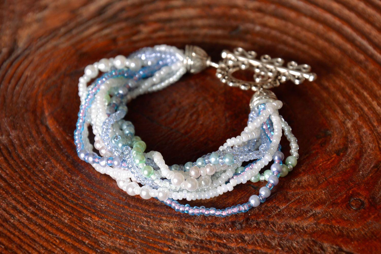 Beaded bracelet photo 1