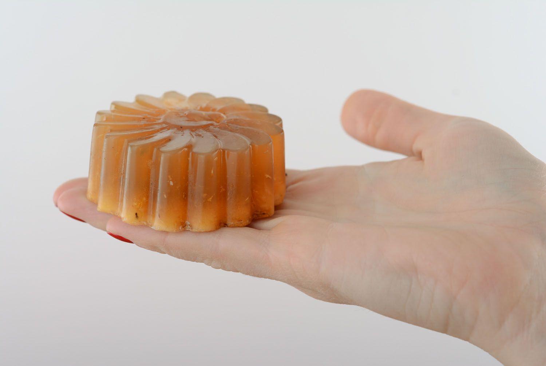 Chamomile soap photo 5