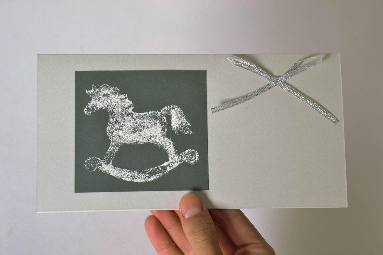 Christmas handmade card photo 5
