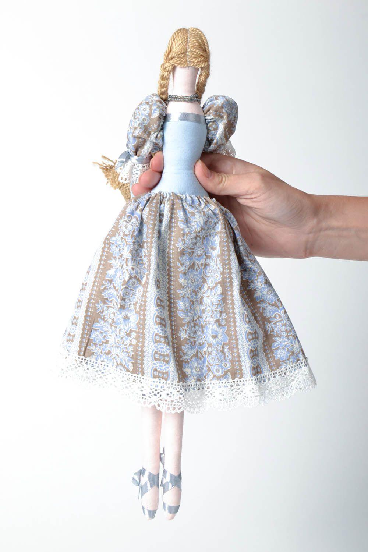 Textile interior doll  photo 5